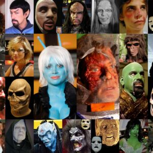 Collage - SFX Makeup Applications