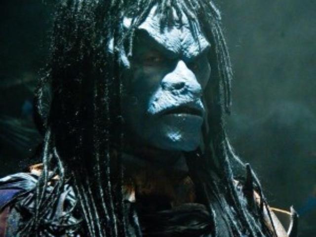 Rico Anderson as Boras, Star Trek Renegades - Makeup by ImpaQt FX