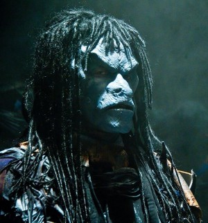 Rico Anderson as Boras, Star Trek Renegades - Makeup by ImpaQt FX