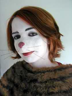 Cat Prosthetics Makeup Mugeek Vidalondon