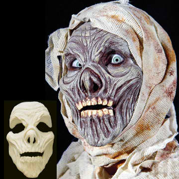 Foam Latex Mummy Mask