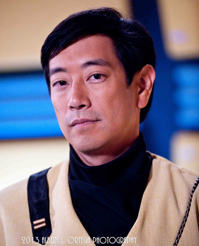 Grant Imahara as Lt. Masaru, Star Trek Renegades