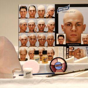 Realistic Looking Bald Head Caps
