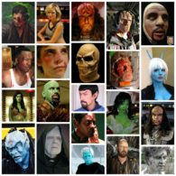 Foam Latex Masks and Prosthetic Appliances