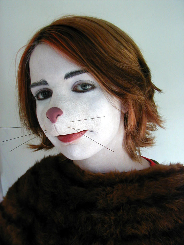 Cat Nose Makeup Application by Tim Vittetoe