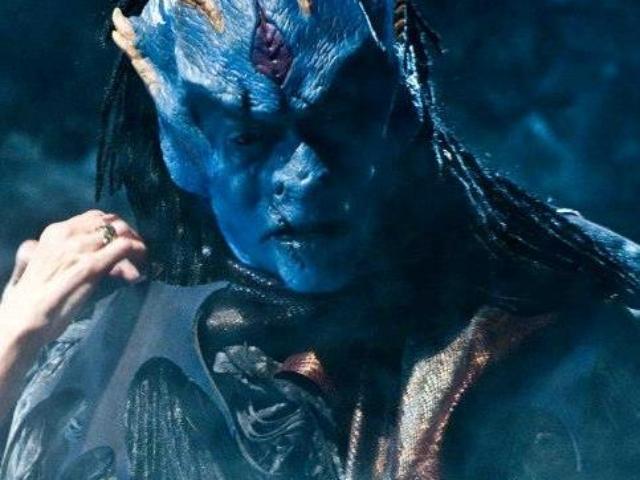 Bruce Young as Borrada, Star Trek Renegades - Makeup by ImpaQt FX