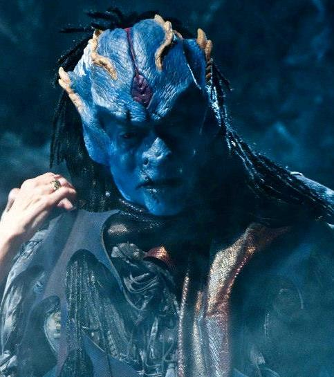 Bruce Young as Borrada, Star Trek Renegades - Makeup by ImpaQt FX