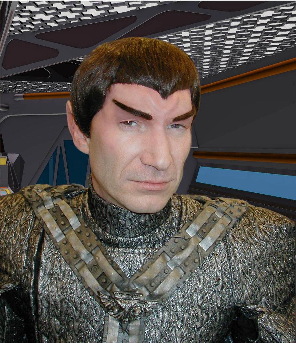 Romulan Complete Kit (costume not provided)
