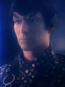 Ryan T. Husk as Romulan Commander - Star Trek Horizon