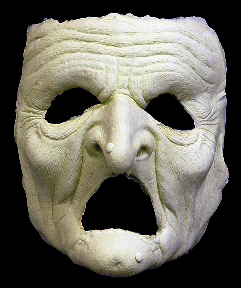 Swamp Witch Mask Foam Latex Impaqt Fx