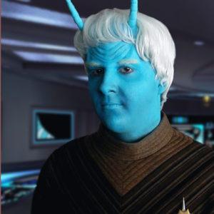 Star Trek™ Inspired Appliances and Makeup