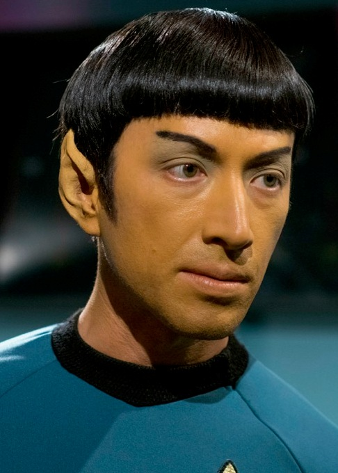 Todd Haberkorn as Spock