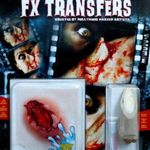 Bone Fracture FX Transfer
