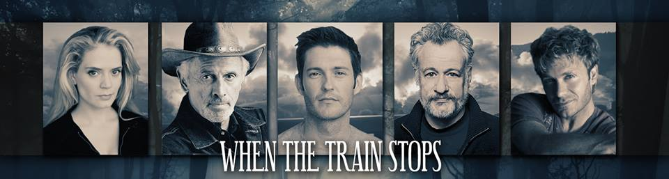 When the Train Stops cast
