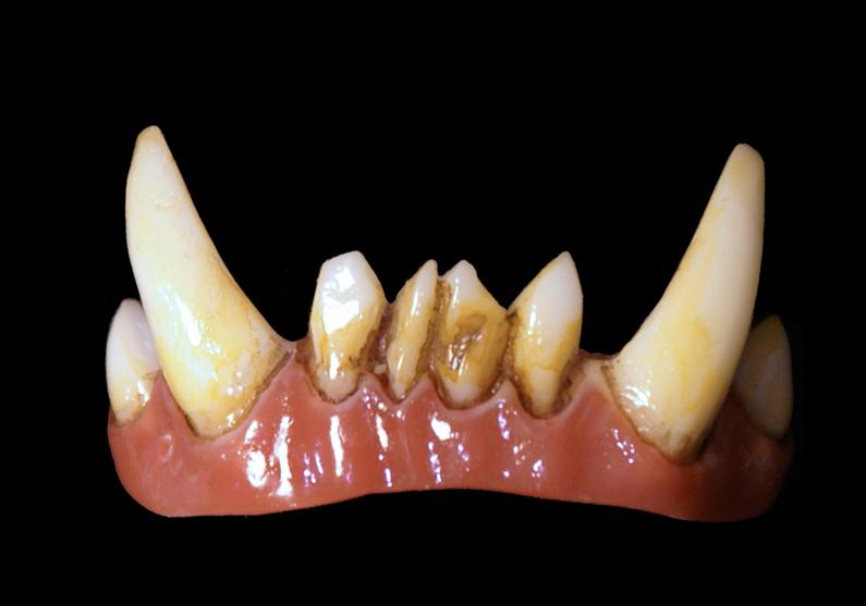 Troll Realistic Teeth