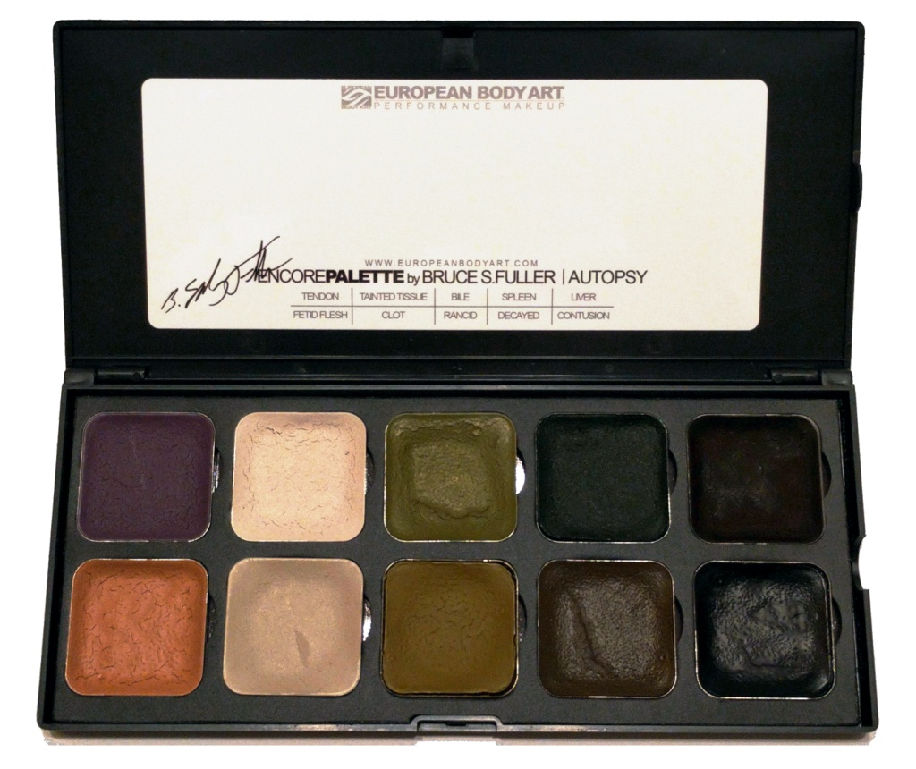 ENCORE Autopsy IPA Activated Makeup Palette