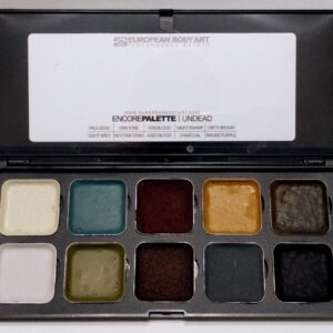 ENCORE Undead IPA Activated Makeup Palette