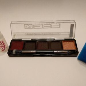 Encore Mini Blood IPA Activated Waterproof Makeup Palette