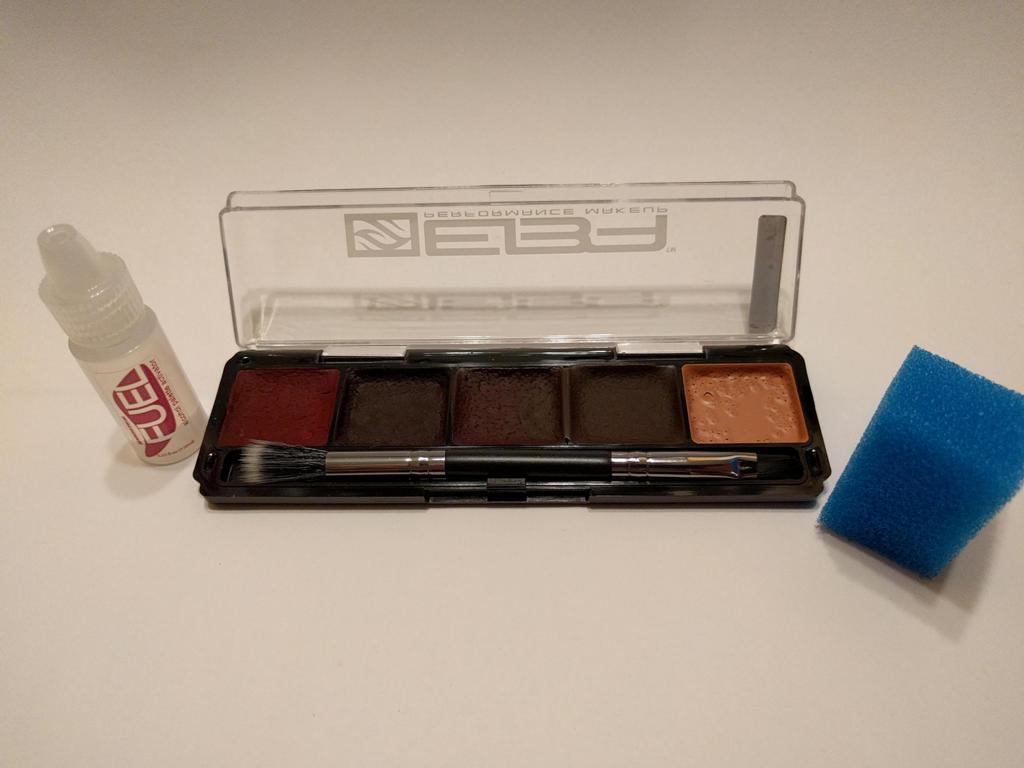 Encore Mini Blood IPA Activated Waterproof Makeup Palette