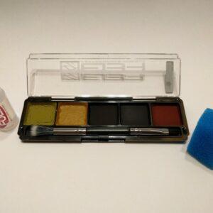 Encore Mini Bruise IPA Activated Waterproof Makeup Palette