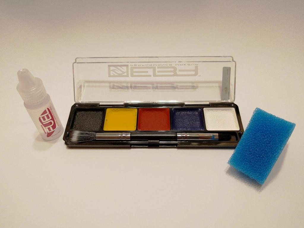 Encore Mini SFX IPA Activated Waterproof Makeup Palette