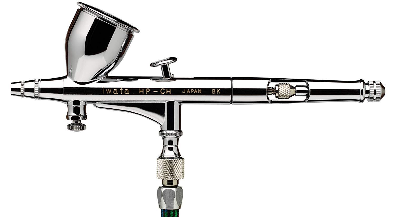 Iwata Hi-Line HP-CH Low Pressure Extreme Detail Airbrush