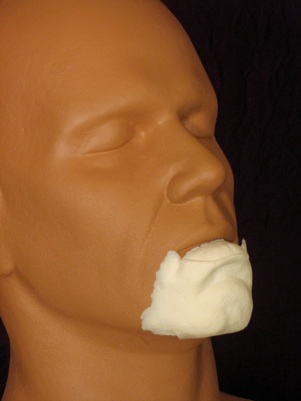 Character Chin (Soft Foam Latex)