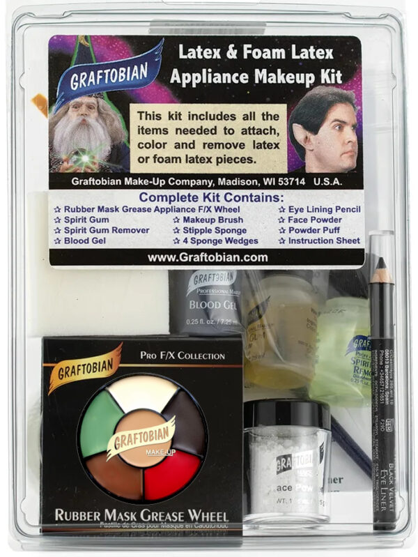 Appliance Makeup Kit - Attach, Color, Remove